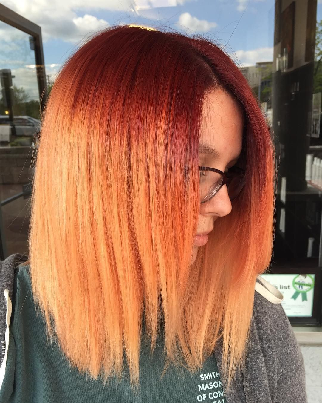50 Best Red Hair Color Ideas — Violet, Deep Dark, Burgundy