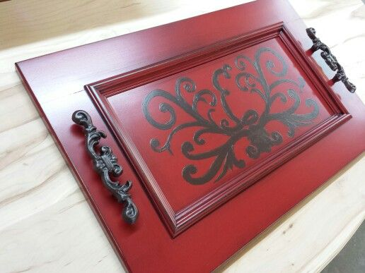 Cabinet Door Serving Tray By Cabinet Doors And More In Fordsville