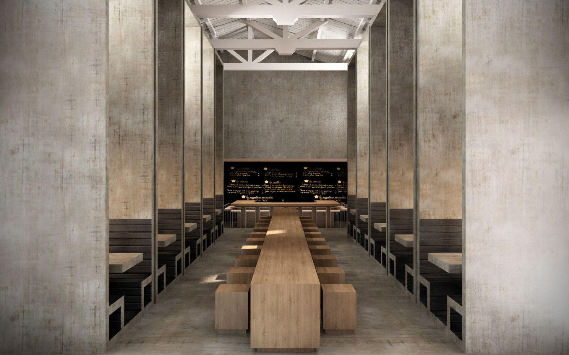 workshop kitchen + bar . palm springs