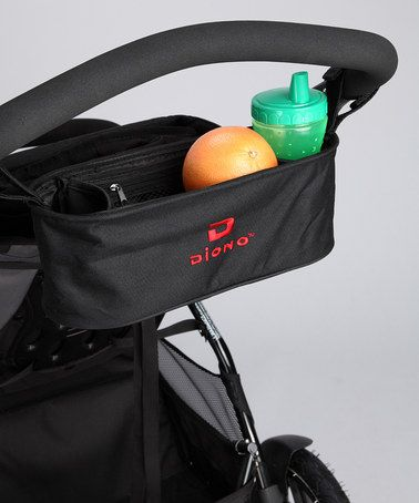 Fall equals strolls! Take a look at this Buggy Bag Stroller Tote by Diono on #zulily today!