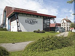 Brasserie Licorne — Wikipédia