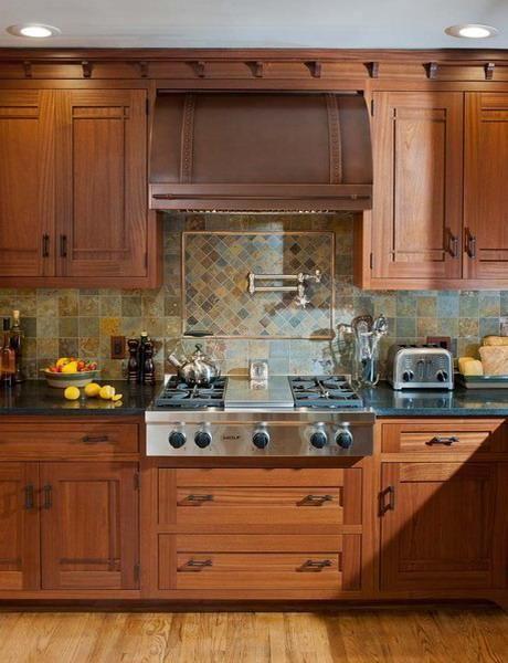 Modern Wall Tiles, 15 Creative Kitchen Stove Backsplash Ideas
