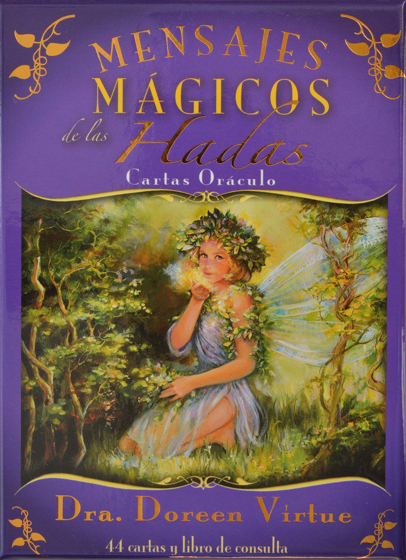 Oraculo Mensajes Magicos De Las Hadas Museo Del Tarot Doreen