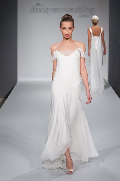 Circa Vintage Brides | Vintage inspired wedding dresses on the ...