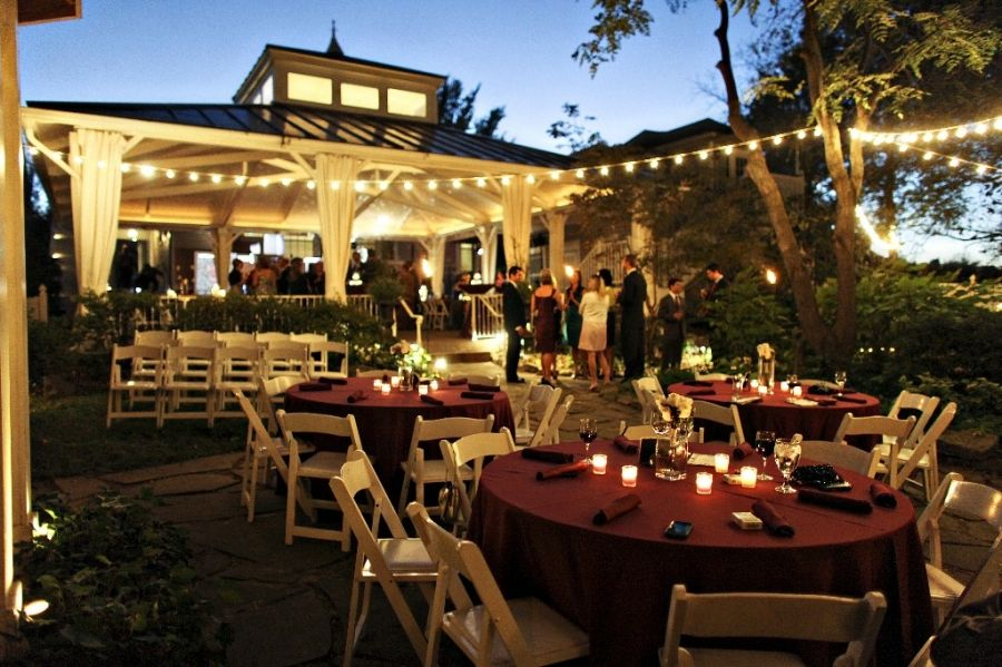 Nashville Garden Wedding Venue CJ's Off the Square