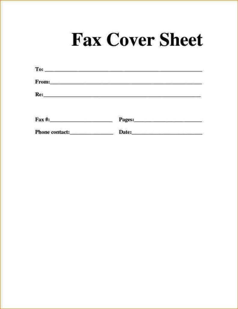 Personal Fax Cover Sheet Template Printable Fax Cover Sheets Fax Cover Sheet Cover Sheet Template Cover Letter Template