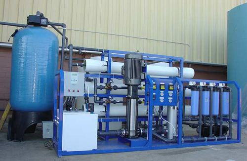 Ibn Al Nafees In 2020 Reverse Osmosis Water Treatment Plant Osmosis