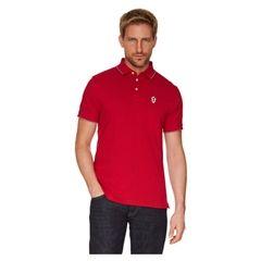 6d4a3b026b71 New for 2015 Barbour Jump Pique Polo Shirt - Chilli Red · Pique Polo  ShirtPolo ShirtsSteve McqueenBarbour ...