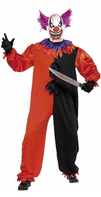 Best Scary Halloween Costumes Scary clowns, Halloween fancy dress - clown ideas for halloween