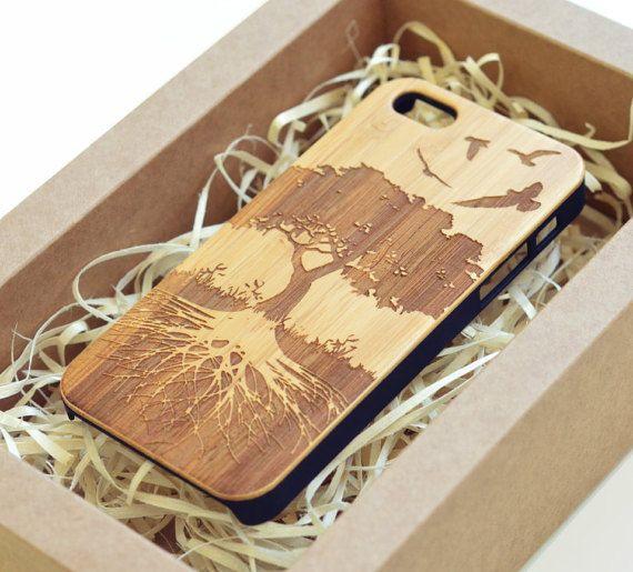 d0955d01cf Birds in Flight iPhone 6 wood,iPhone 7 Case Wood, Wood iPhone 6s Case, Wooden  iPhone 6 Case, iPhone SE Wood Case,Wood case iPhone 7 plus