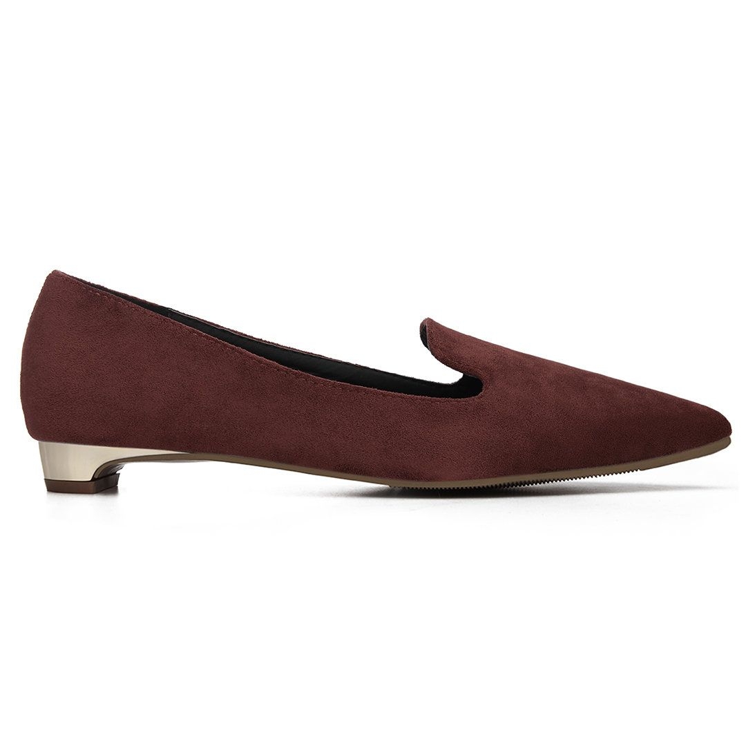 Marco Tozzi Mid Trapeze Heel Pointed Tip Pumps