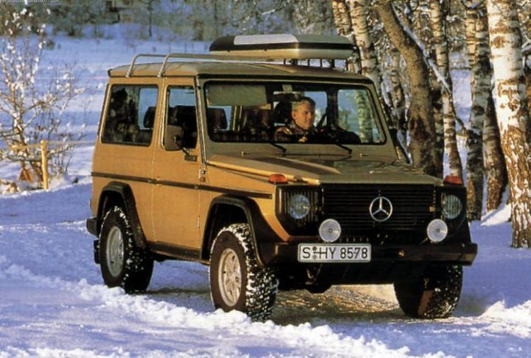 1979 Mercedes Benz G Wagon