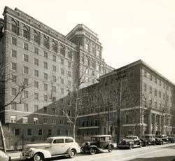 PA, Philadelphia, Mt  Sinai Hospital - built in 1905 to provide
