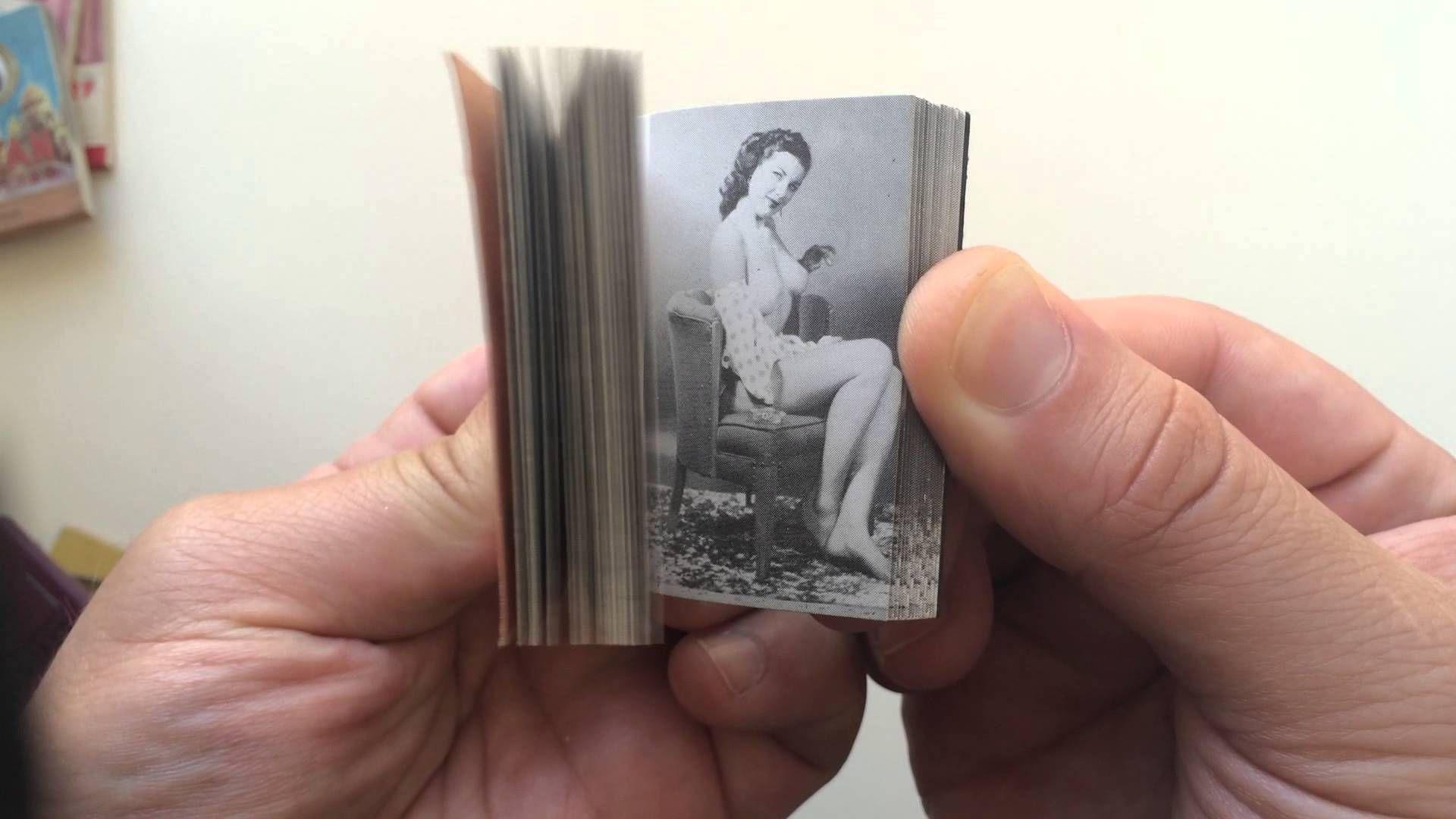 Erotica miniature antiquarian collectible books