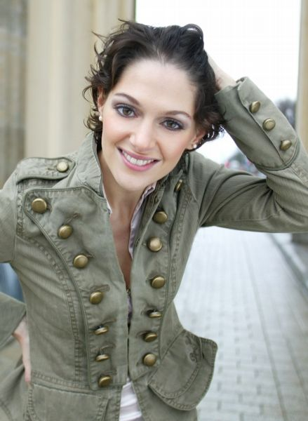 Klara Issova born april 26, 1979 in prague, czech republic