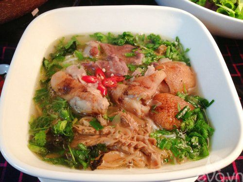 Cách làm món bún giả cầy nóng hổi, thơm ngon - http://congthucmonngon.com/21552/cach-lam-mon-bun-gia-cay-nong-hoi-thom-ngon.html