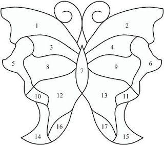 Vitrales patrones para cortar el vidrio gratis - Patrones para hacer patchwork ...