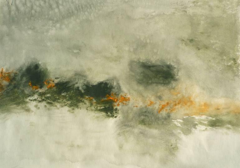 becker phil Composition N° 296 Japanese landscape