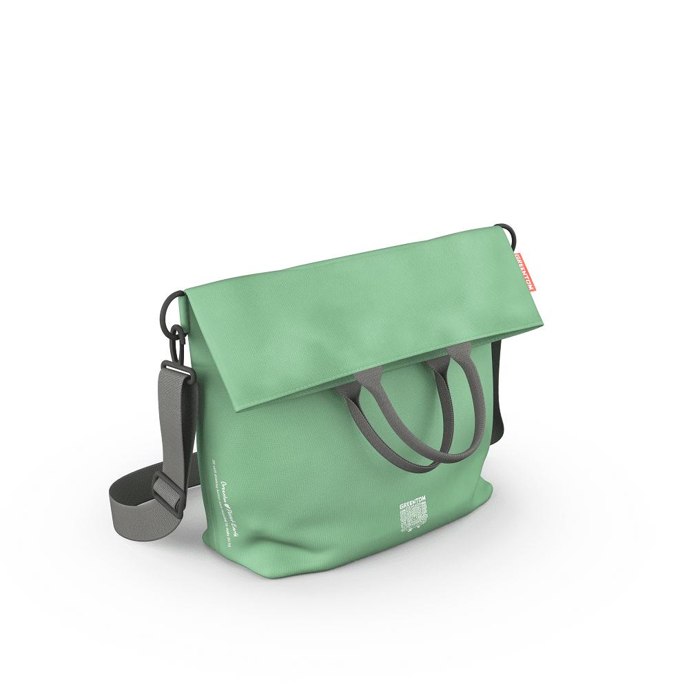 ea65dbcfc54dd Prebaľovacia taška GreenTom - Red | Prebaľovacie tašky