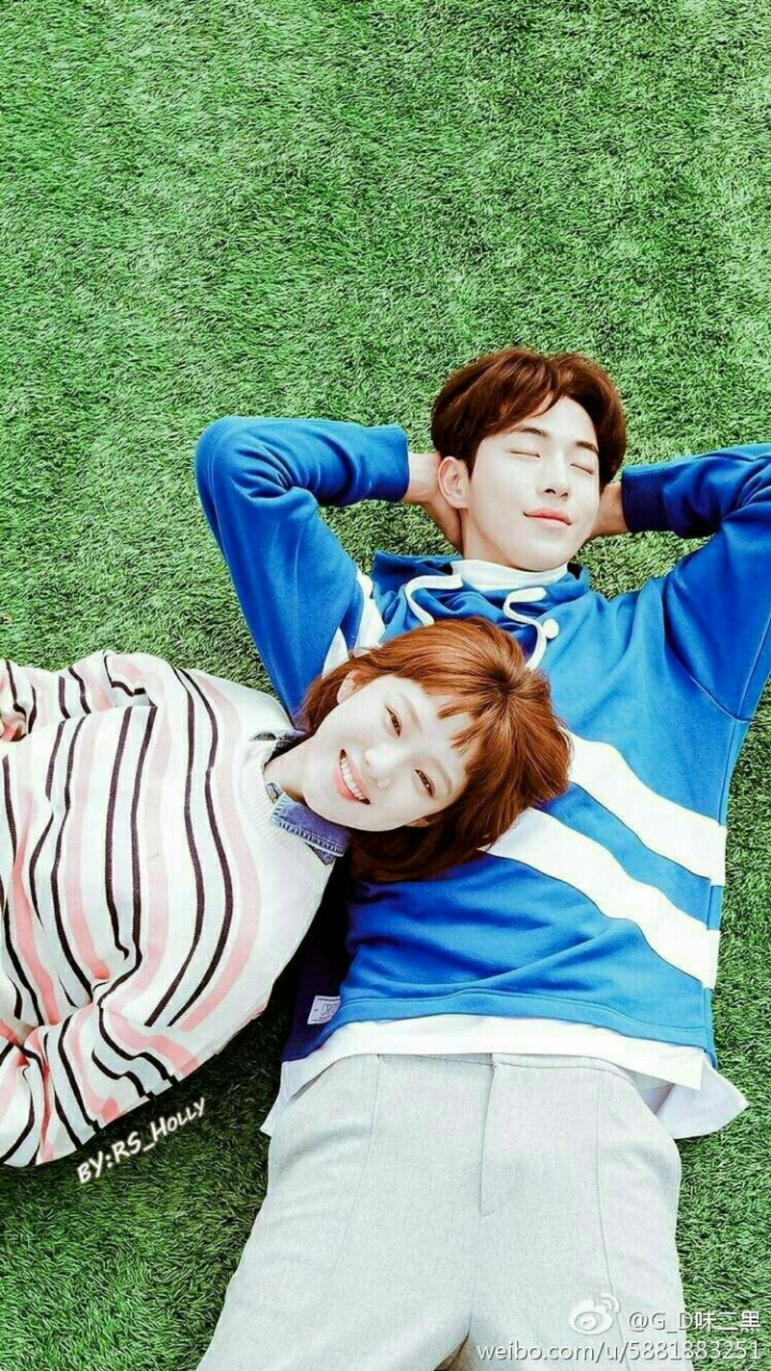 Nam Joo Hyuk Lee Sung Kyung High Quality Wallpapers~ Follow