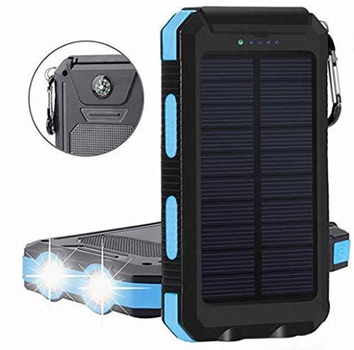 : External Battery Pack Solar Charger Power Bank