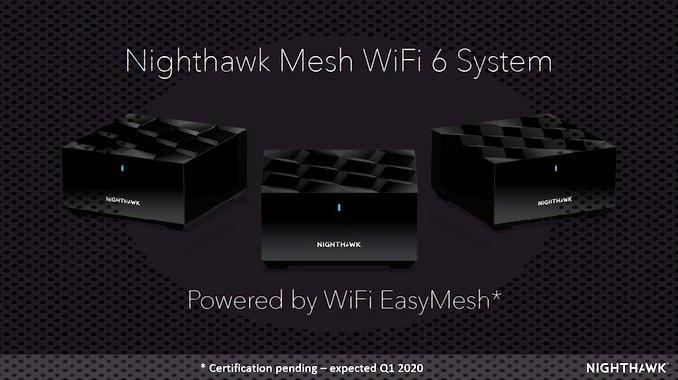 Netgear Launches EasyMesh-Compatible Nighthawk Mesh Wi-Fi 6 System -