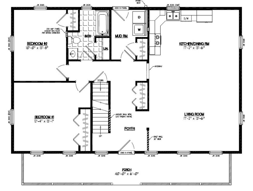 Pin by Kelly on Floor plans | House plan with loft, Log ... Ranch House Floor Plans X on 28x36 house plans, 28x50 ranch house floor plans, 24x48 house plans, 24x40 house plans, open floor plans, simple ranch floor plans,