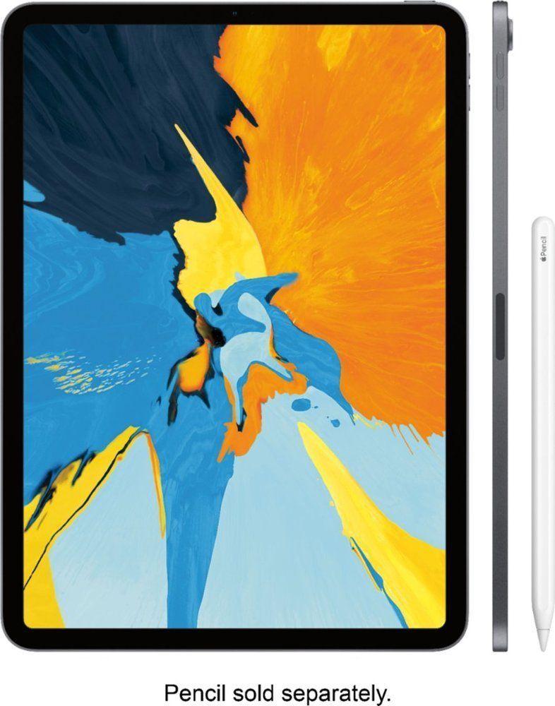 Apple iPad Pro 11 Inch 3rd Generation 64GB - Space Gray