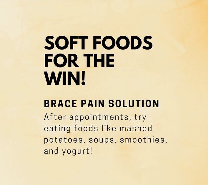 Braces Care | Orthodontics, How to prevent cavities, Soft ...