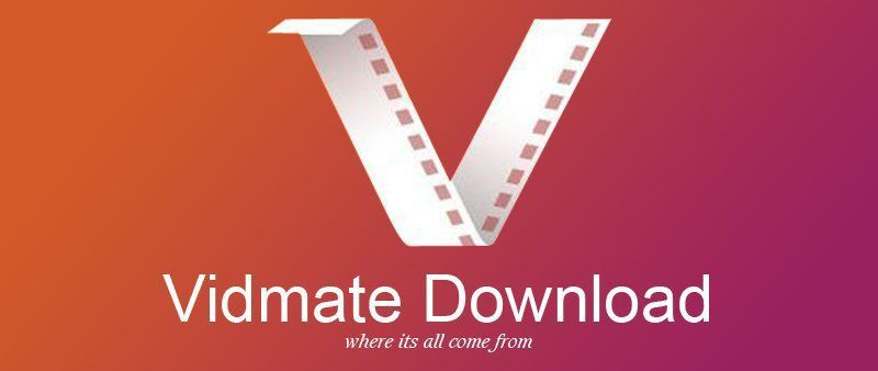 download vidmate for pc latest version available 2018