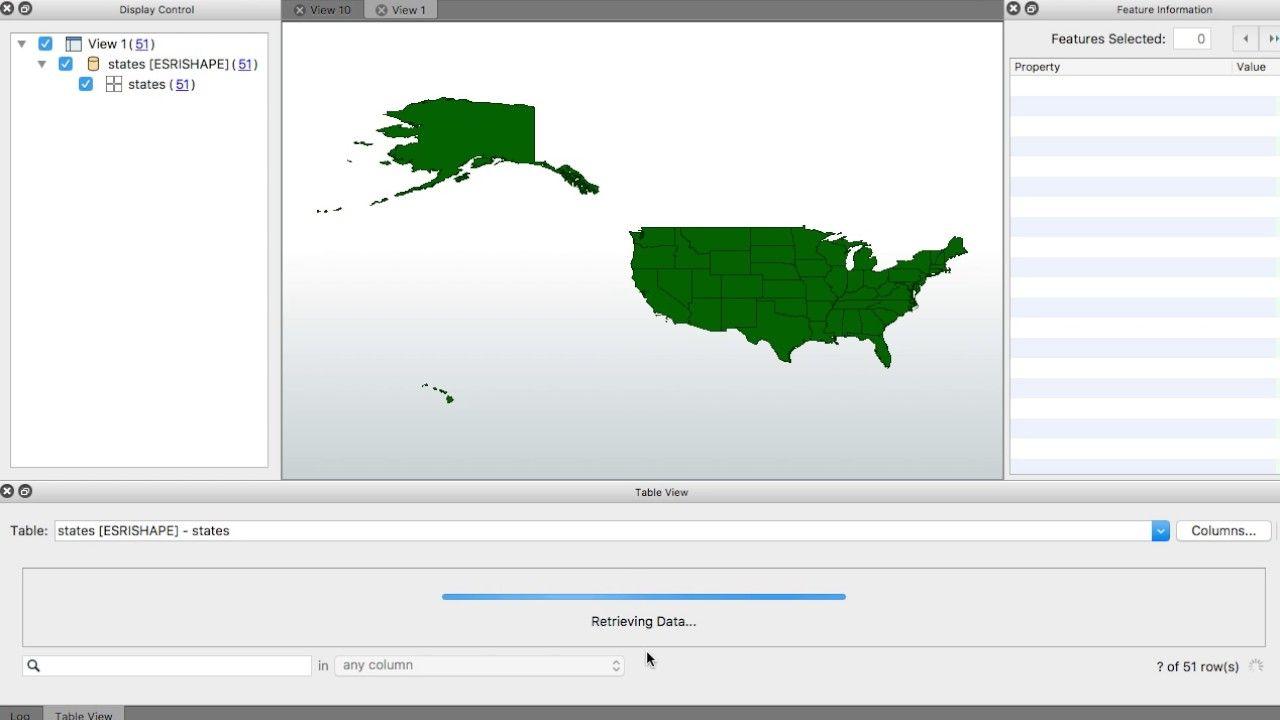 FME: SHP (Shape File) to KML Conversion | Geospatial / GIS | Shapes