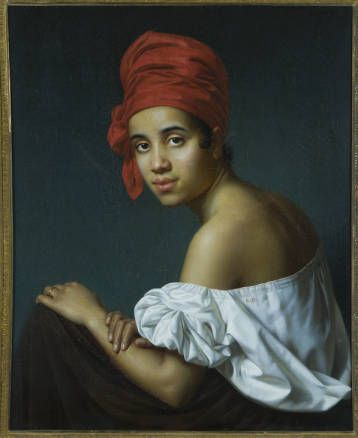 Creole In Red Turban Historic New Orleans Coillection