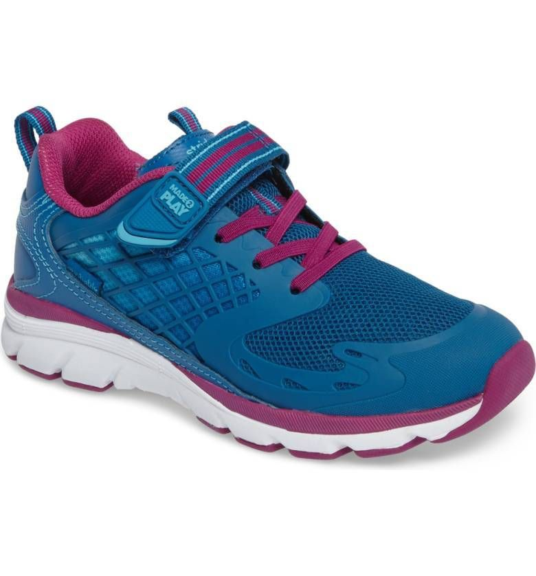 41e5c2fd9865 Blue Court Shoes · New arrival   Stride Rite Girls... Check it out http
