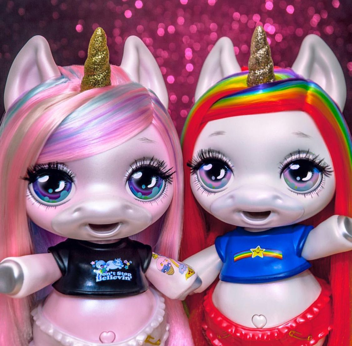 "Poopsie Slime Surprise Glitter Unicorn 12/"" D Stardust Sparkle or Blingy Beauty"