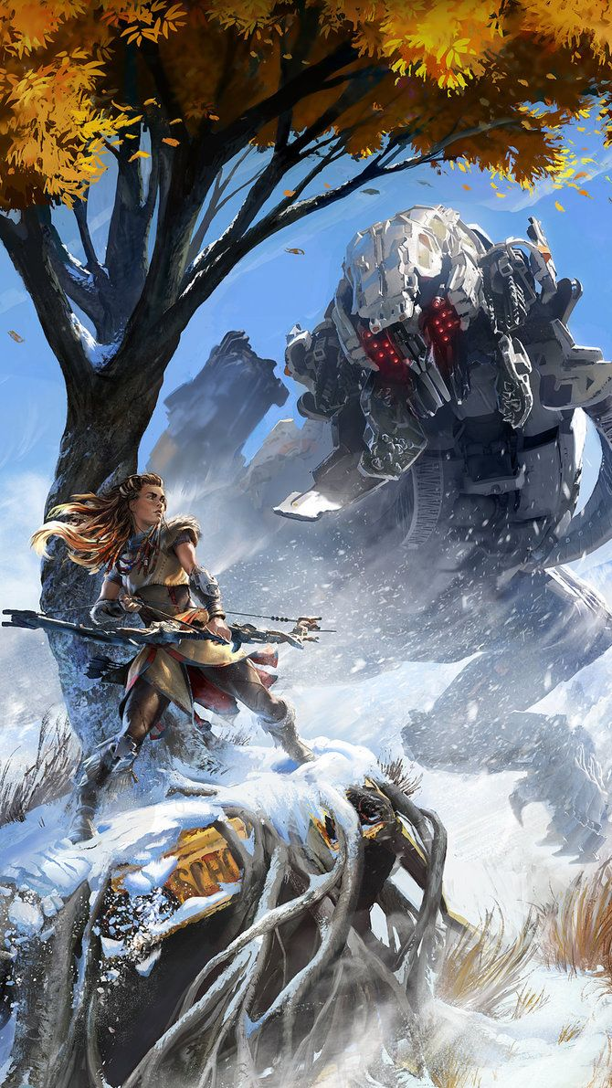 Horizon Zero Dawn Smartphone Wallpaper Horizon Zero Dawn Wallpaper Horizon Zero Dawn Aloy Horizon Zero Dawn