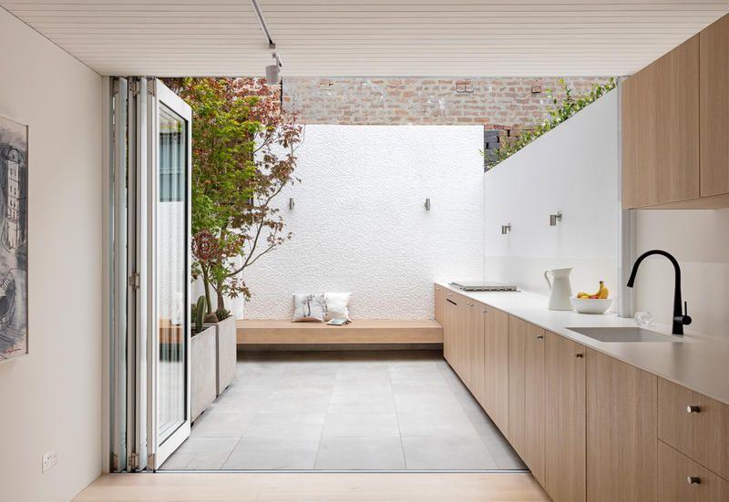 casa total white arredamento minimal chic architecture