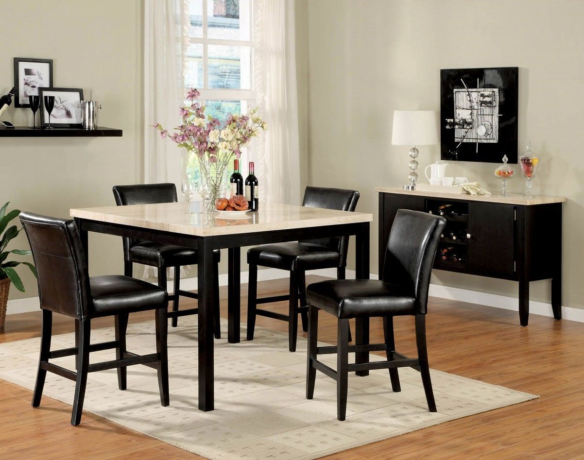 White Square Granite Dining Table Google Search Desk Design