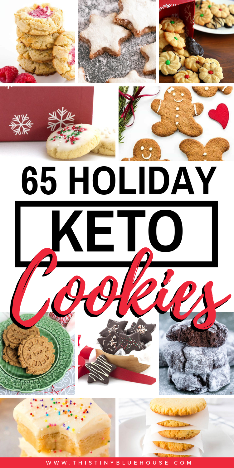 65+ Best Festive and Delicious Keto Christmas Cookies 65+ Best Festive and Delicious Keto Christmas Cookies