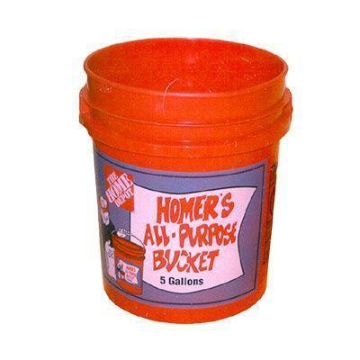 Home Depot 5 Gallon Bucket Perfect For A Tomato Plant 400 x 300