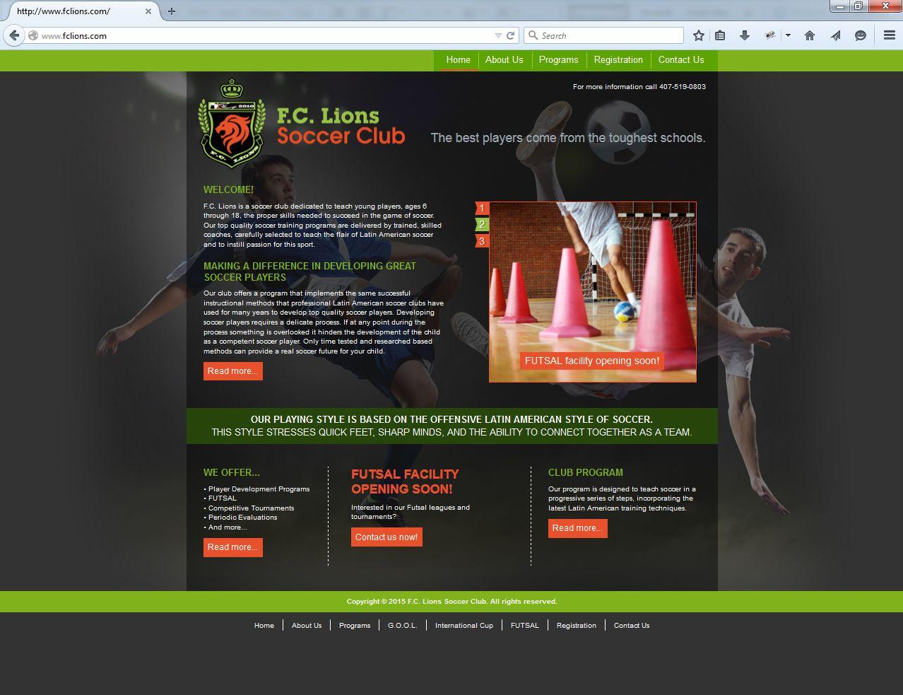 Carmen Pacheco | Web & Graphic Design | Website Design