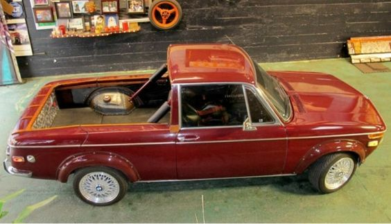 1971 Bmw 2002 Pickup Truck Conversion M20 For Cars