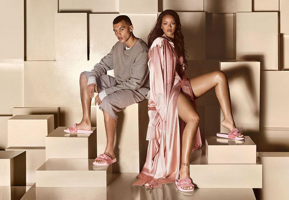 PUMA Restocks Rihanna's FENTY Fur Slide on July 1 - nitrolicious.com