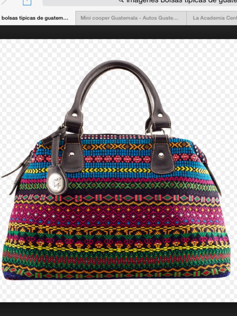 9ed2019aa Bolsas tipicas | Guatemala | Bolsos, Bolsos de tela, Mochilas