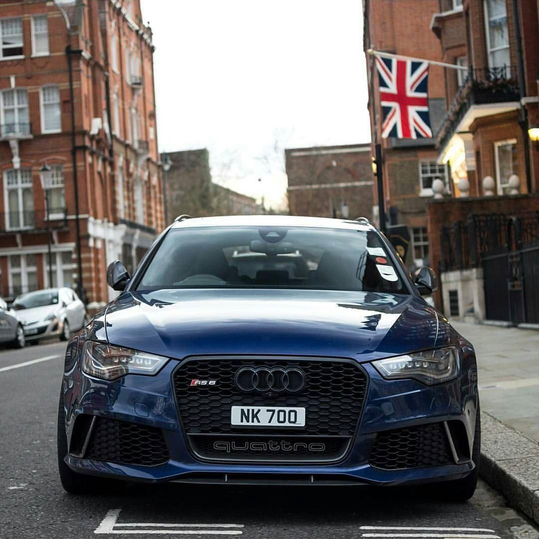 Repost Via Instagram: #Audi #RS6 #Avant #C7