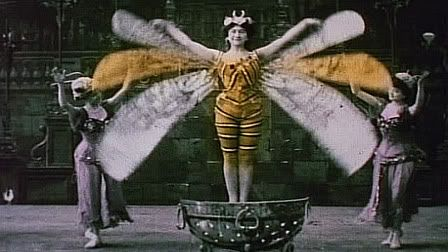 Le scarabée d'or / The Golden Beetle  dir. Segundo de Chomón  1907   3 min.