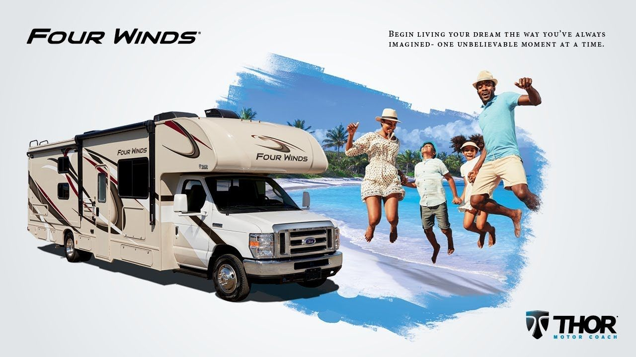 2019 Four Winds From Thor Motor Coach Why Is Getting Away In A