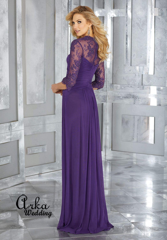 f0bc33efdb97 Φόρεμα Stretch με Μανίκια Δαντέλα Κεντημένη. Κωδ. 71611