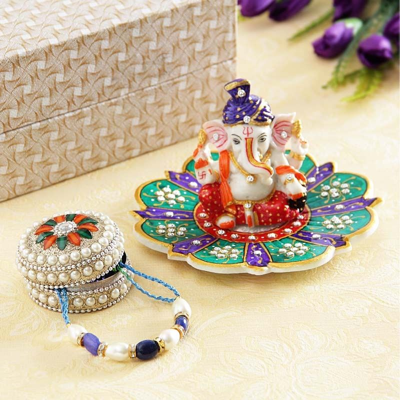 Send Exclusive Rakhi Gifts For Your Brother Online And Make Him Feel Special By Celebrate The Love Bond Between