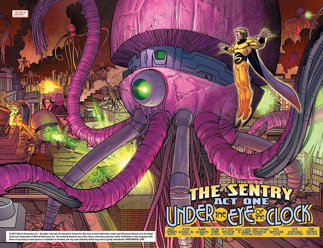 Sentry: Reborn | The Sentry | Marvel comics, Marvel, Marvel