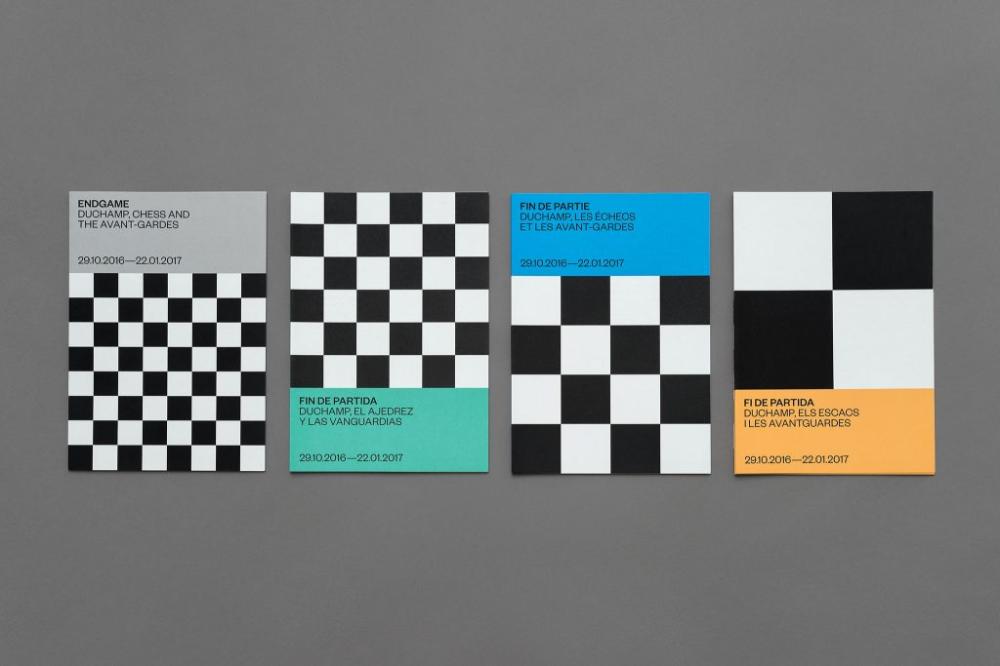 Fi De Partida Hey In 2020 Visual Identity Chess Identity